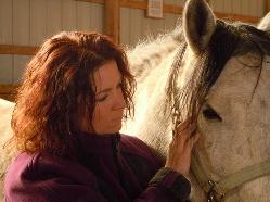 Tracy Vroom; RMSAAM Canine Massage Instructor